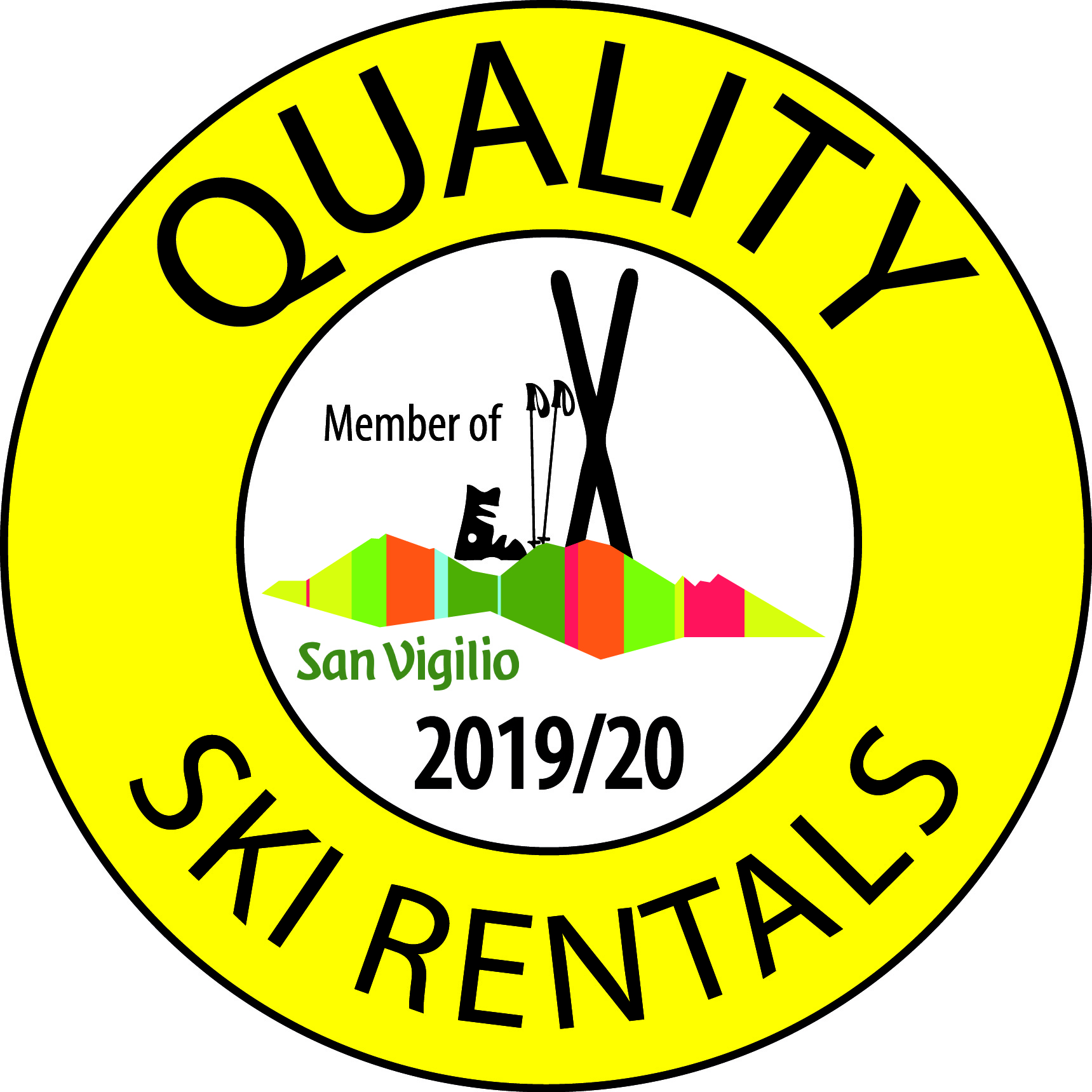 Logo quality rent 2019